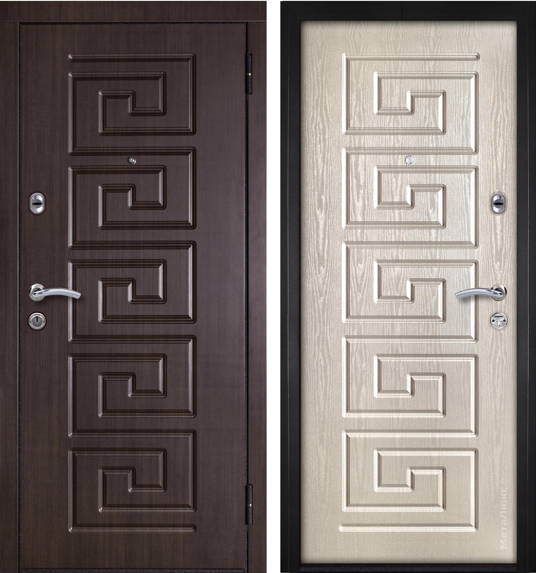 Входная дверь Металюкс М 11 в интернет-магазине primadoors.by
