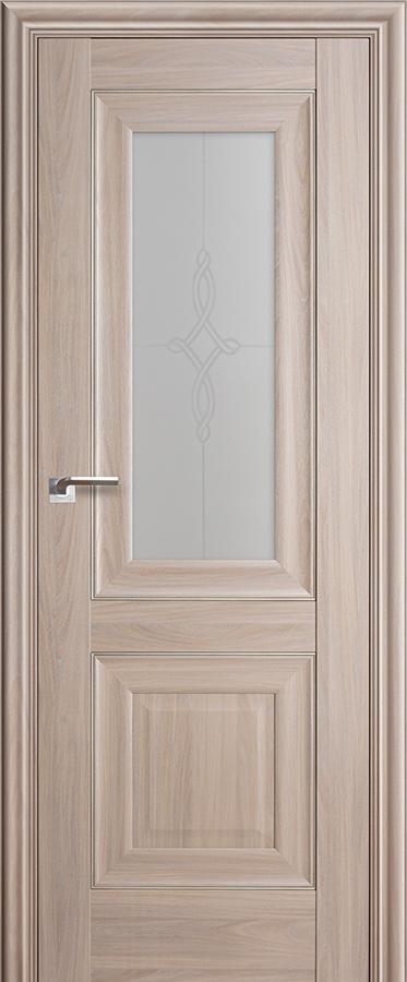 Межкомнатная дверь 28Х в интернет-магазине primadoors.by