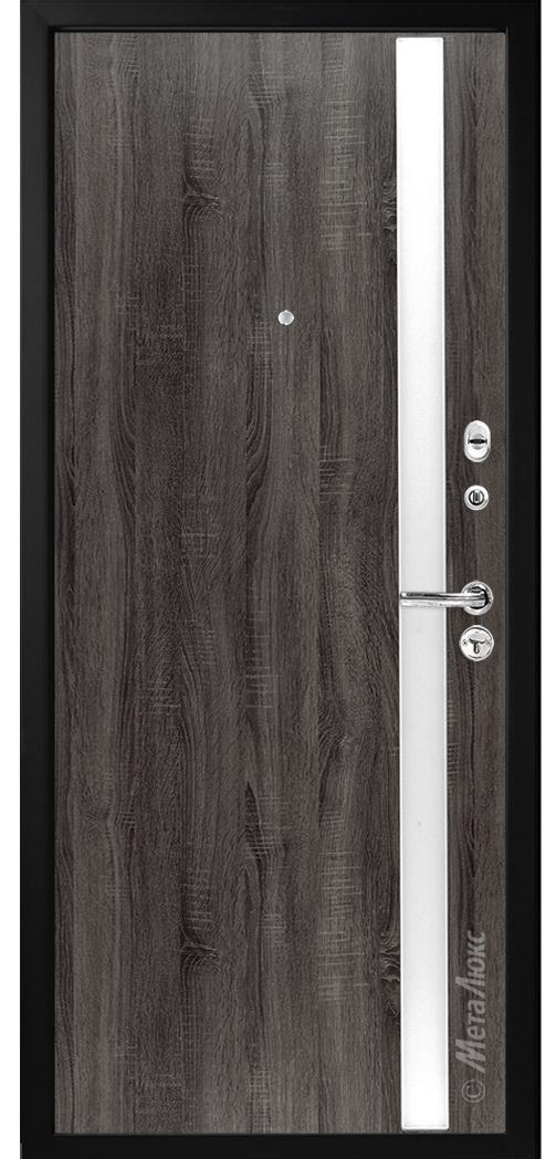 Входная дверь Металюкс М 33/2 в интернет-магазине primadoors.by