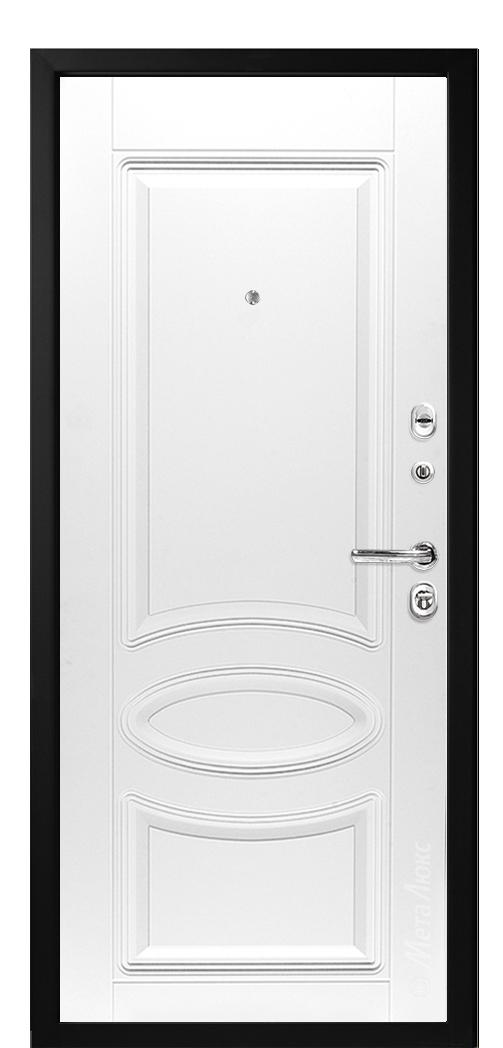 Входная дверь Металюкс  М 71/4 в интернет-магазине primadoors.by
