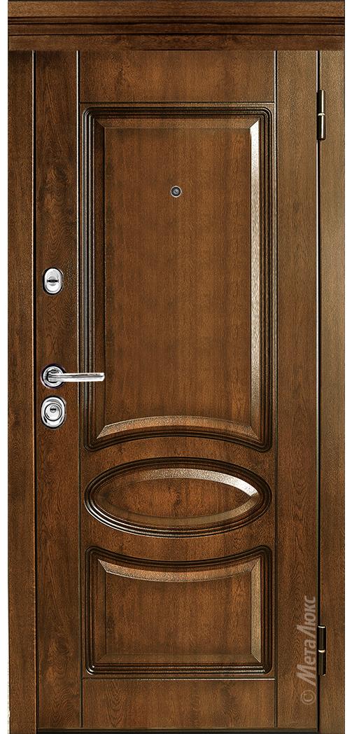 Входная дверь Металюкс  М 71/9 в интернет-магазине primadoors.by