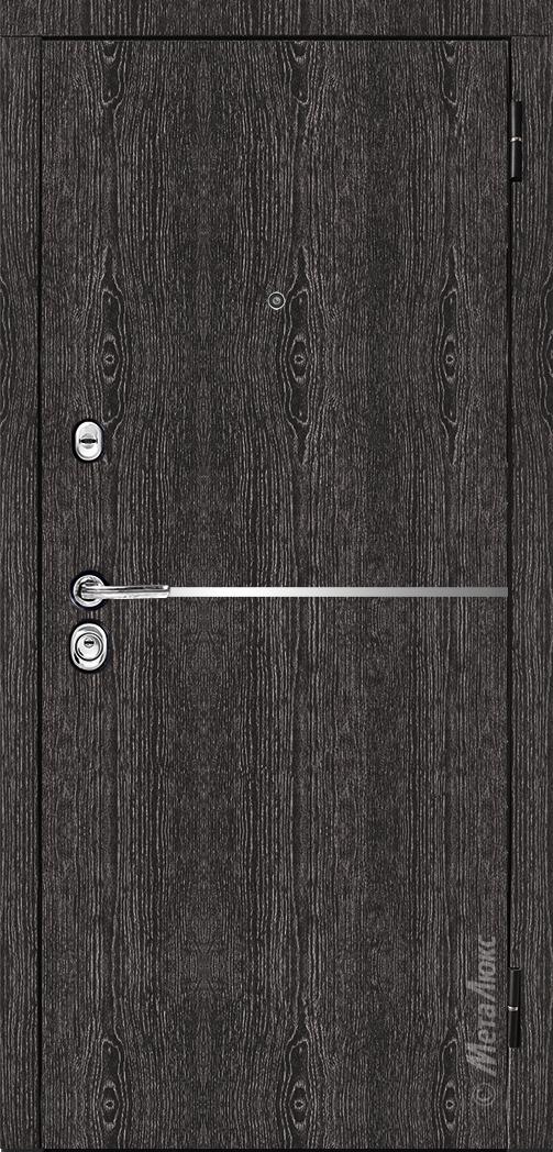 Входная дверь Металюкс  М 74/1 в интернет-магазине primadoors.by