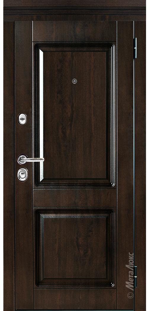 Входная дверь Металюкс  М 78/1 в интернет-магазине primadoors.by