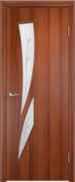 Межкомнатная дверь С2 ДО (Ф)(Ю) в интернет-магазине primadoors.by