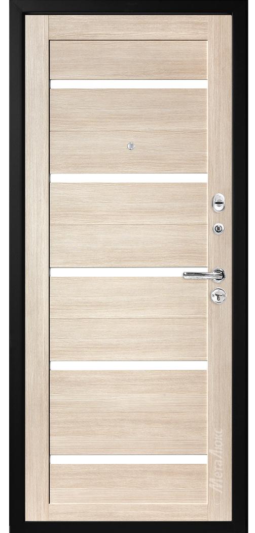 Входная дверь Металюкс  М 24 в интернет-магазине primadoors.by