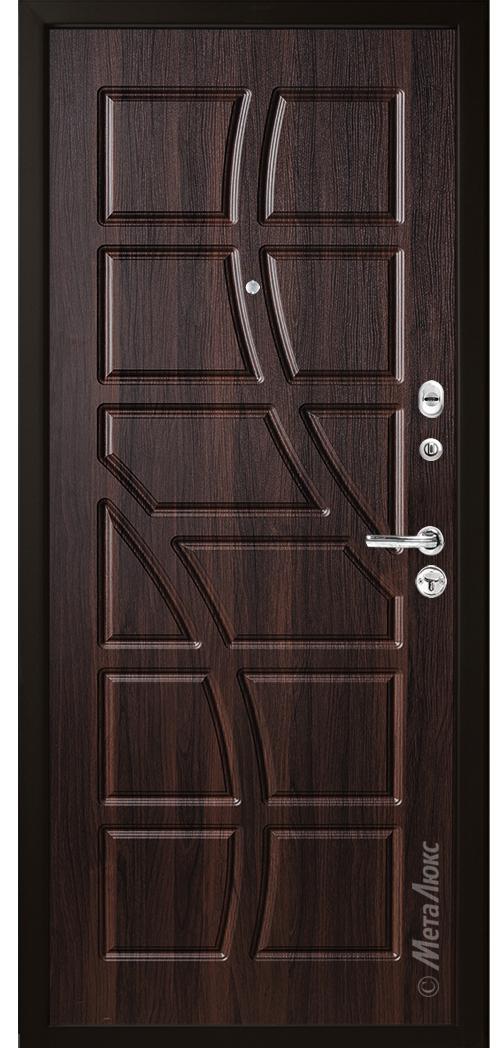 Входная дверь Металюкс  М 6/1 в интернет-магазине primadoors.by