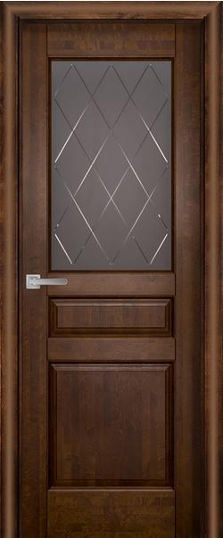Межкомнатная дверь Массив ольхи ВАЛЕНСИЯ М. ДО в интернет-магазине primadoors.by