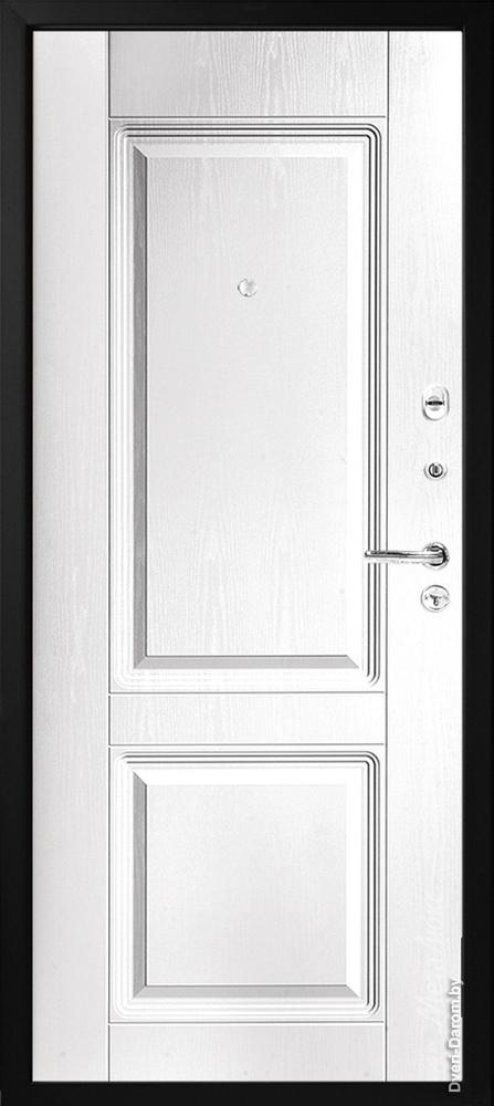 Входная дверь для квартиры М380/1 Металюкс в интернет-магазине primadoors.by