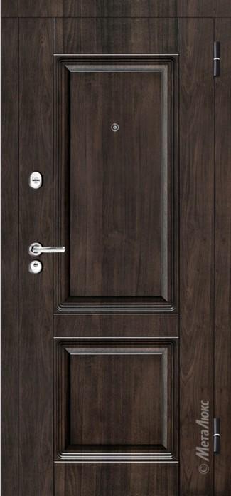 Входная дверь для квартиры М380/2 Металюкс в интернет-магазине primadoors.by