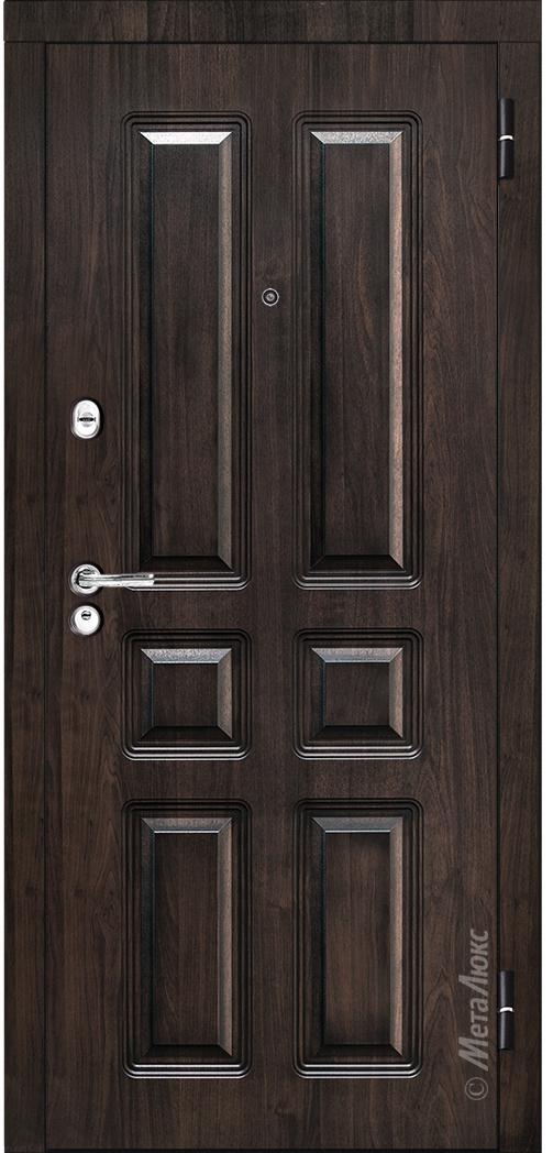 Входная дверь для квартиры М381/3 Металюкс в интернет-магазине primadoors.by