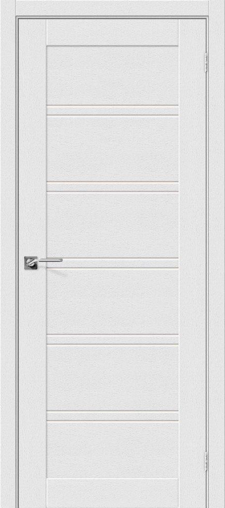 Межкомнатная дверь Легно-28 Virgin Magic Fog в интернет-магазине primadoors.by