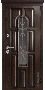 Входная дверь Металюкс  CМ 60 в интернет-магазине primadoors.by