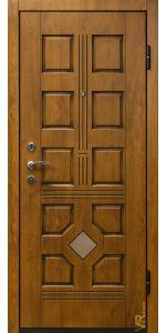 Входная дверь ВЕЖА 3/2 Ваша Рамка в интернет-магазине primadoors.by