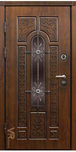 Входная дверь ВЕЖА 4 (3D) Ваша Рамка в интернет-магазине primadoors.by