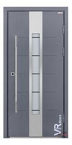 Входная дверь Inox S1 в интернет-магазине primadoors.by