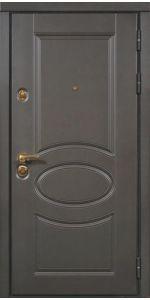 Металлическая дверь Модель 63 в интернет-магазине primadoors.by