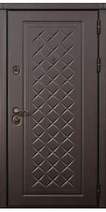 Металлическая дверь Модель 155 в интернет-магазине primadoors.by