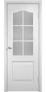 Межкомнатная дверь КЛАССИКА ДО белый цвет в интернет-магазине primadoors.by