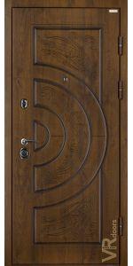 Входная дверь ВЕЖА 1 Ваша Рамка в интернет-магазине primadoors.by