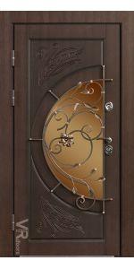 Входная дверь ВЕЖА 10 Ваша Рамка в интернет-магазине primadoors.by