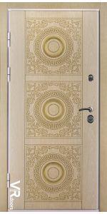 Входная дверь ВЕЖА 6 Ваша Рамка в интернет-магазине primadoors.by