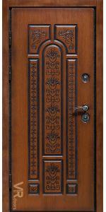 Входная дверь ВЕЖА 7 Ваша Рамка в интернет-магазине primadoors.by