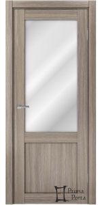 Раздвижная межкомнатная дверь экошпон -  модель Н17 Прима Порта в интернет-магазине primadoors.by