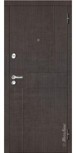 Входная дверь для квартиры М332 Металюкс в интернет-магазине primadoors.by