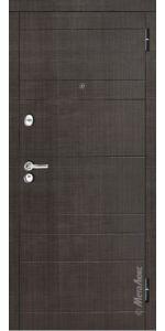 Входная дверь для квартиры М350/2 Металюкс в интернет-магазине primadoors.by