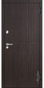 Входная дверь для квартиры М351/1 Металюкс в интернет-магазине primadoors.by