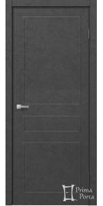 Межкомнатная дверь ПРИМА КЛАССИК ВИОЛА бетон темный в интернет-магазине primadoors.by