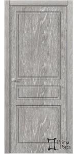 Межкомнатная дверь ПРИМА КЛАССИК ВИОЛА дуб шале седой в интернет-магазине primadoors.by