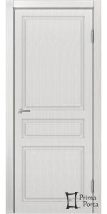 Межкомнатная дверь ПРИМА КЛАССИК ВИОЛА ясень белый в интернет-магазине primadoors.by