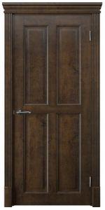 Межкомнатная дверь массив ольха К7 в интернет-магазине primadoors.by