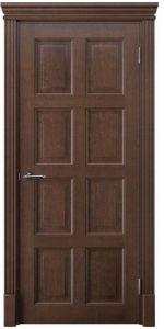 Межкомнатная дверь массив ольха К8 в интернет-магазине primadoors.by