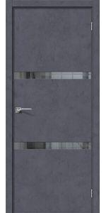 Порта-55 4AF Graphite Art Mirox Grey в интернет-магазине primadoors.by